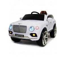 Детский электромобиль RiverToys Bentley Е777КХ White