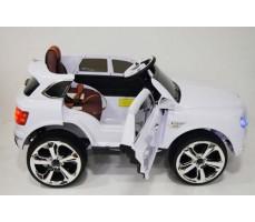 фото Детский электромобиль RiverToys Bentley Е777КХ White