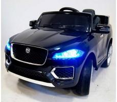 Детский электромобиль RiverToys Jaguar Р111ВР Black