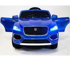 фото Детский электромобиль RiverToys Jaguar Р111ВР Blue