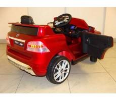 фото Детский электромобиль RiverToys Jaguar Р111ВР Red