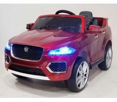 Детский электромобиль RiverToys Jaguar Р111ВР Red