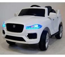 Детский электромобиль RiverToys Jaguar Р111ВР White
