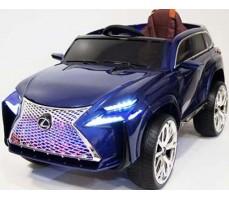 Детский электромобиль RiverToys Lexus Е111КХ Blue