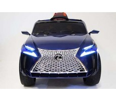 фото Детский электромобиль RiverToys Lexus Е111КХ Blue