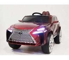 Детский электромобиль RiverToys Lexus Е111КХ Red