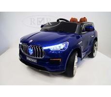 Детский электромобиль RiverToys Maseraty Е007КХ Blue