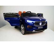 фото Детский электромобиль RiverToys Maseraty Е007КХ Blue