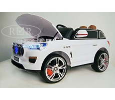 фото Детский электромобиль RiverToys Maseraty Е007КХ White