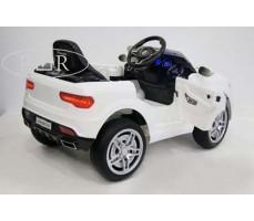 фото Детский электромобиль RiverToys Mers О008ОО VIP White