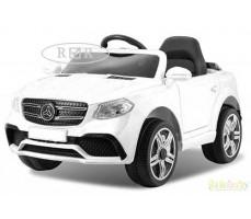 Детский электромобиль RiverToys Merc О008ОО VIP White