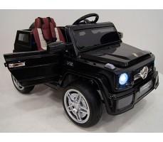 фото Детский электромобиль RiverToys Mers О004ОО VIP Black