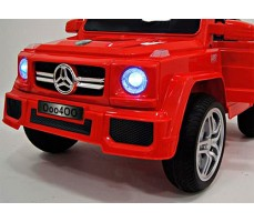 фото Детский электромобиль RiverToys Merc О004ОО VIP Red