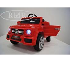 Детский электромобиль RiverToys Merc О004ОО VIP Red