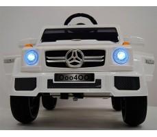 фото Детский электромобиль RiverToys Mers О004ОО VIP White