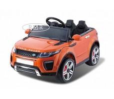Детский электромобиль RiverToys Range О007ОО VIP Orange