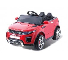 Детский электромобиль RiverToys Range О007ОО VIP Red
