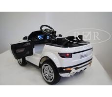 фото Детский электромобиль RiverToys Range О007ОО VIP White