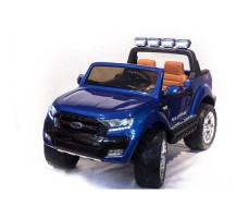Электромобиль River Toys NEW Ford Ranger 4WD Blue