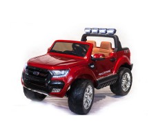 Электромобиль River Toys NEW Ford Ranger 4WD Red