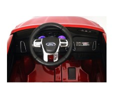 фото руля в салоне электромобиля FORD FOCUS RS Cherry