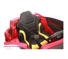 фото сиденья в салоне электромобиля FORD FOCUS RS Cherry