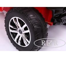 Фото колеса электромобиля RiverToys Hummer A888MP Red