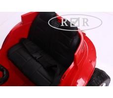 Фото сиденья электромобиля RiverToys Hummer A888MP Red