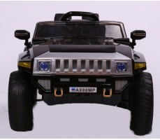 Электромобиль Hummer A888MP Black