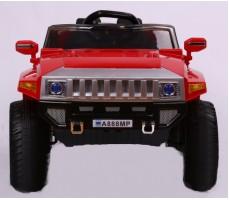 Электромобиль Hummer A888MP Red
