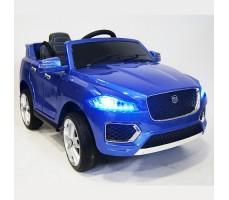 Детский электромобиль RiverToys Jaguar P111BP Blue