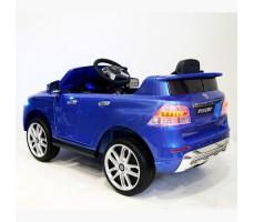 фото детского электромобиля RiverToys Jaguar P111BP Blue сзади