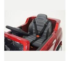 фото сиденья детского электромобиля RiverToys Jaguar P111BP Red
