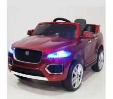 Детский электромобиль RiverToys Jaguar P111BP Red