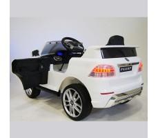 фото детского электромобиля RiverToys Jaguar P111BP White сзади