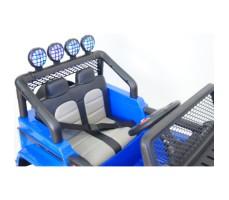 Фото сидения электромобиля River Toys Jeep T008TT Blue