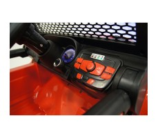 Фото передней панели электромобиля River Toys Jeep T008TT Red
