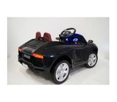 Фото электромобиля River Toys Lamborghini Е002ЕЕ Black вид сзади