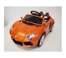 Электромобиль River Toys Lamborghini Е002ЕЕ Orange