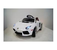 Электромобиль River Toys Lamborghini Е002ЕЕ White