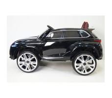 фото детского электромобиля RiverToys Lexus E111KX Black сбоку
