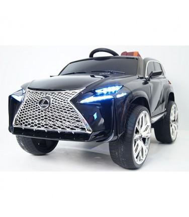 Детский электромобиль RiverToys Lexus E111KX Black | Купить, цена, отзывы