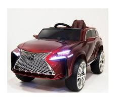 Детский электромобиль RiverToys Lexus E111KX Red