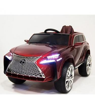 Детский электромобиль RiverToys Lexus E111KX Red | Купить, цена, отзывы