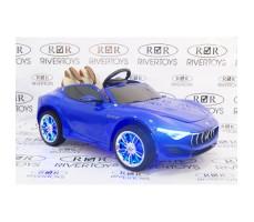 Электромобиль River Toys Maserati A005AA Blue