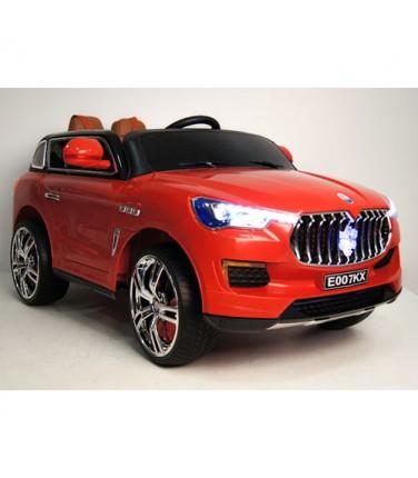 Детский электромобиль RiverToys Maserati E007KX Red | Купить, цена, отзывы