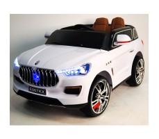 Детский электромобиль RiverToys Maserati E007KX White