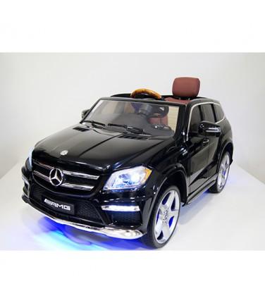 Детский электромобиль RiverToys MERCEDES BENZ A999AA Black | Купить, цена, отзывы