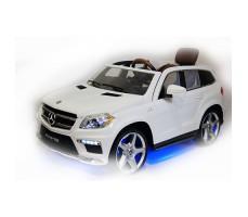 Детский электромобиль RiverToys MERCEDES BENZ A999AA White