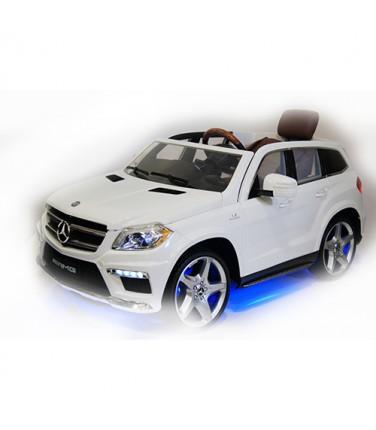 Детский электромобиль RiverToys MERCEDES BENZ A999AA White   Купить, цена, отзывы